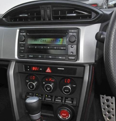 Subaru Brz 2012 2016 Aerpro