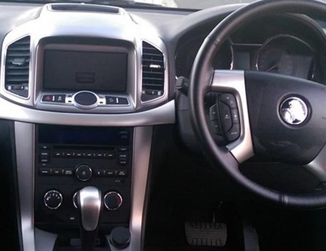 Holden Captiva 7 2006 2015 Cg Series 1 Amp 2 Aerpro