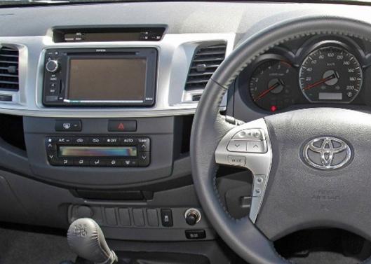 Toyota Hilux 20122013   Aerpro
