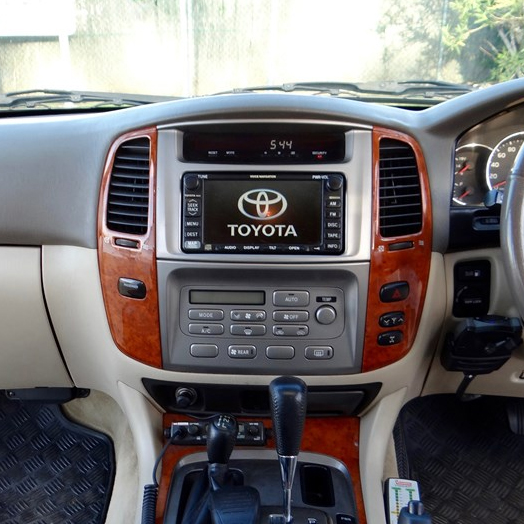 Toyota Landcruiser 1999