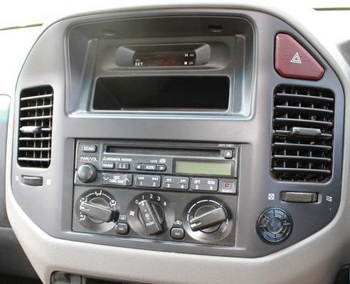 Mitsubishi Pajero 2000 2006 NM NP Aerpro