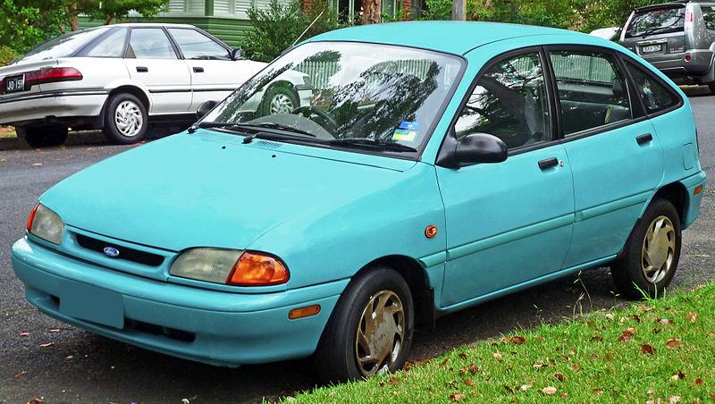 Ford Festiva 1994 2000 WB WD WF