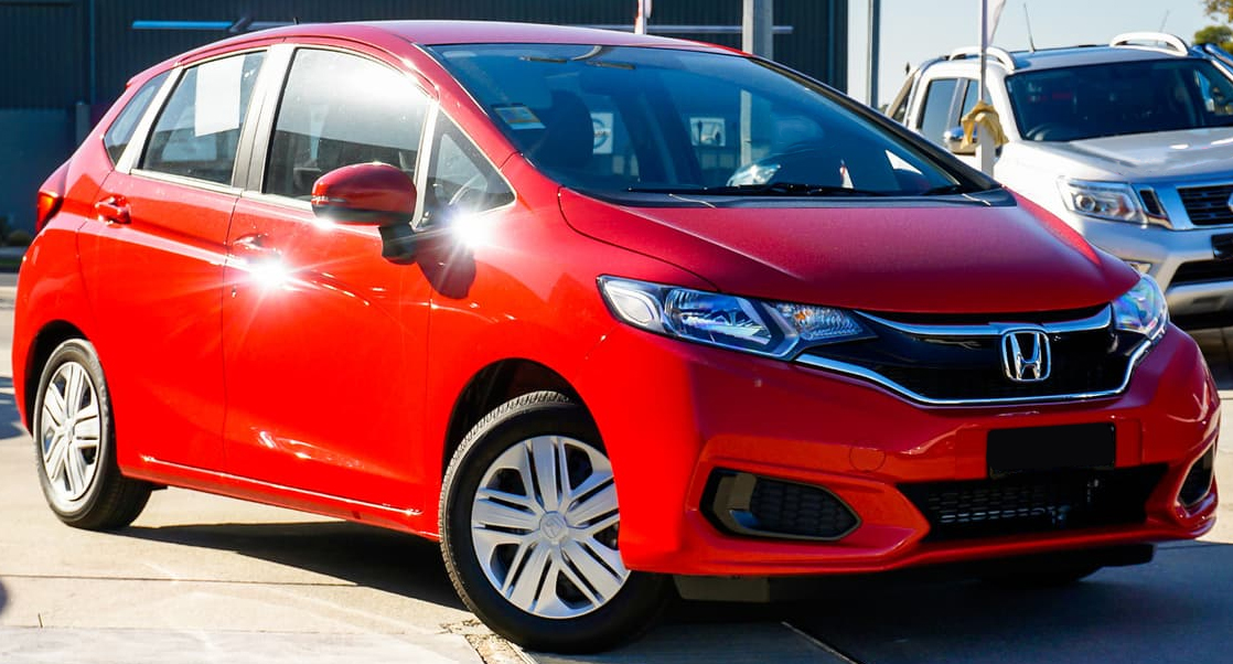 Honda Jazz  Fit  2014