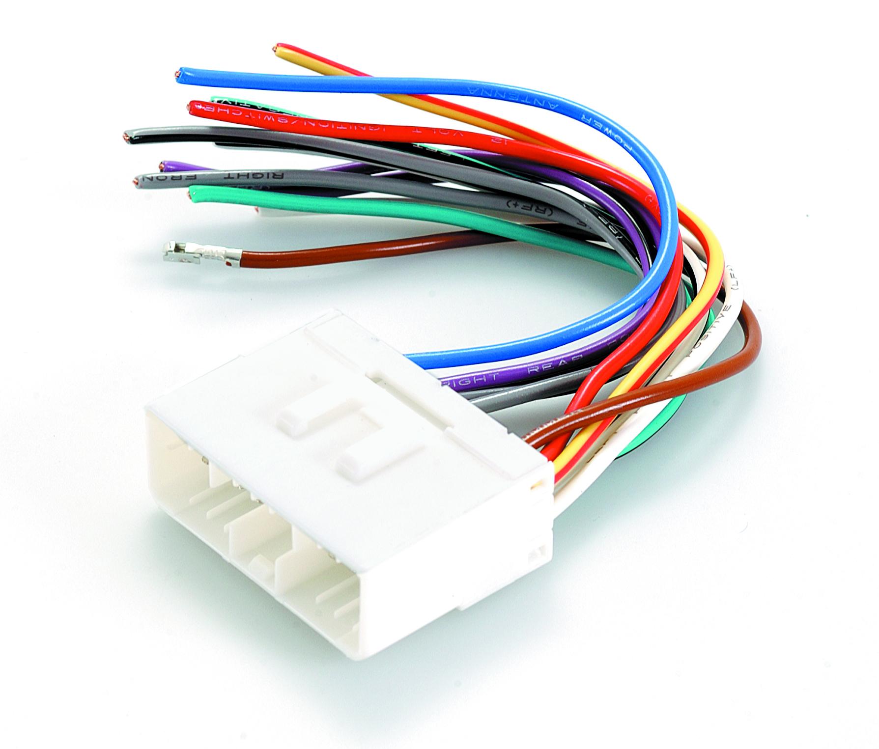 Aerpro Jvc Car Stereo Wiring Harness Power Plug
