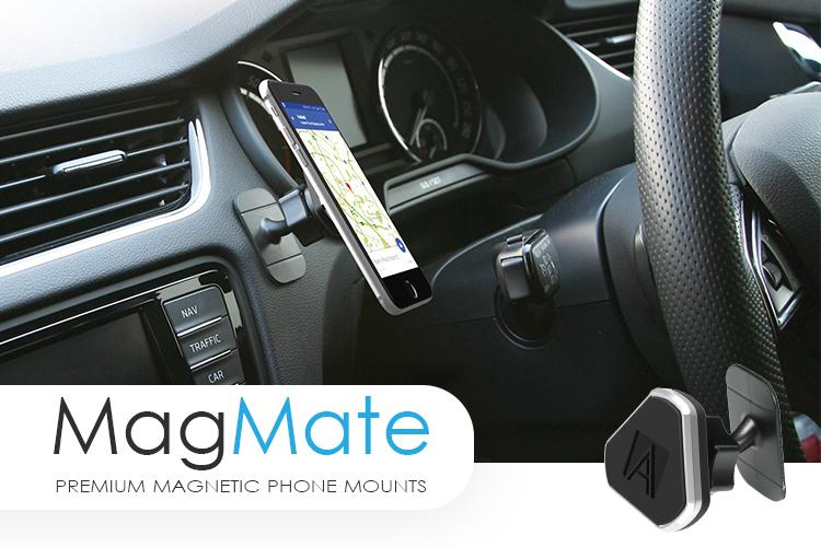 Featured item - MagMate Premium Magnetic Mounts