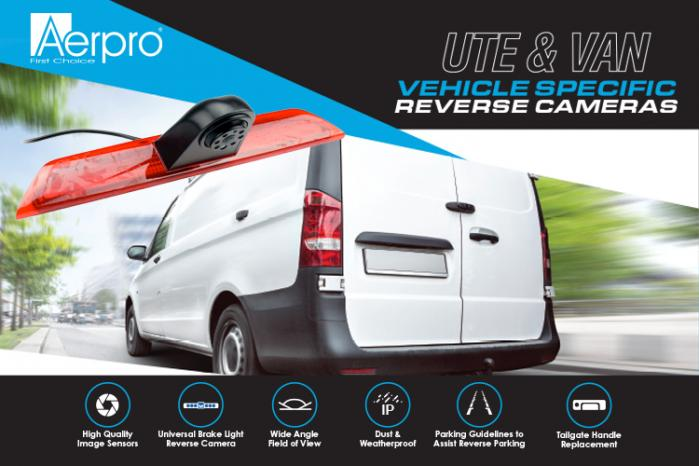 Featured item - Van and Ute Cameras