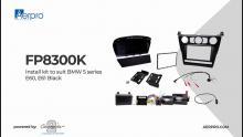 Embedded thumbnail for FP8300K Installation Video